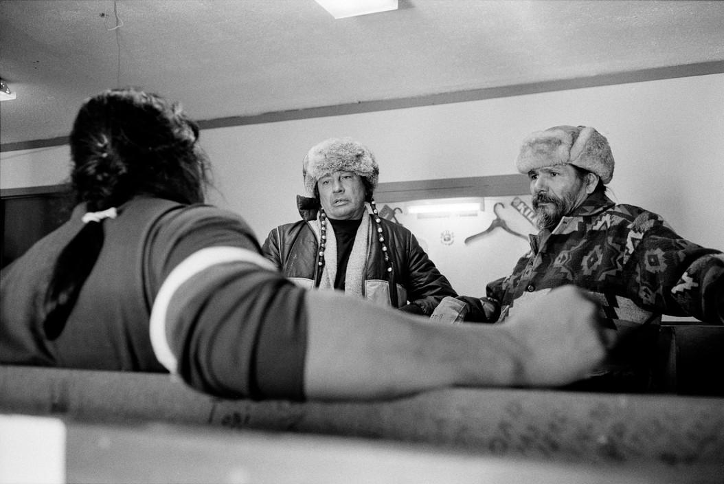 Disparition de Dennis Banks, fondateur de l'American Indian Movement Par421412