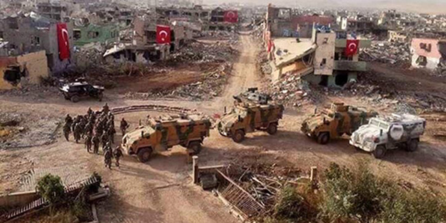 Nusaybin : photo des militaires